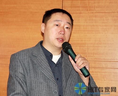 北京阜外心血管病医院信息中心主任赵韡
