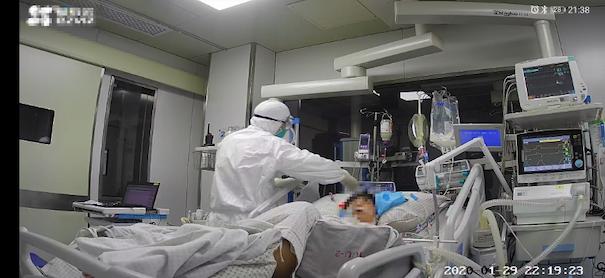 疫情实时动态图_疫情突袭,台州医院信息部门快速做了几件事